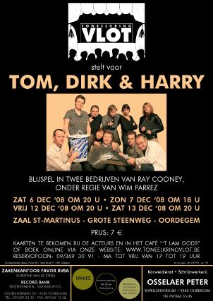 Tom, Dirk & Harry
